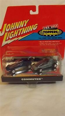 Johnny LIghtning The Lost Toppers Commuter Limited Edition First Shot 1 of 2000