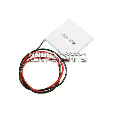 HOBBY COMPONENTS LTD 12706 TEC Thermoelectric Cooler Peltier 12V