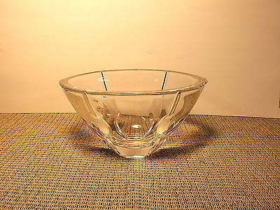 Lenox Crystal Gift of Knowledge Clear Open Candy Dish