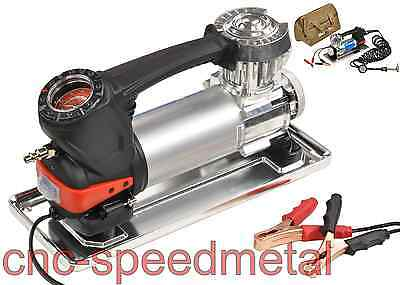 12Volt Kompressor 8bar Druckluftkompressor 12V Portable Air Compressor 42 L/min