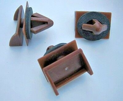 For HUMMER Chevy Van Transport Moulding Clips W//Sealer Silhouette Montana