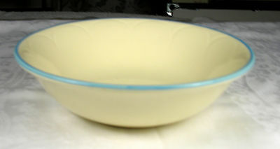 """Franciscan French Floral 8.5/8"""" Round Vegetable Bowl"""