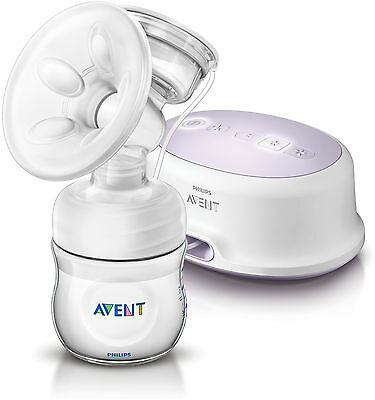 Avent Comfort Natural Electric Breast Pump - Single
