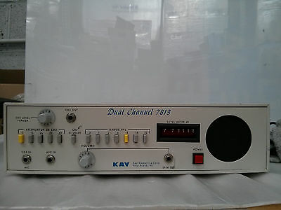KAY Dual Channel 7813