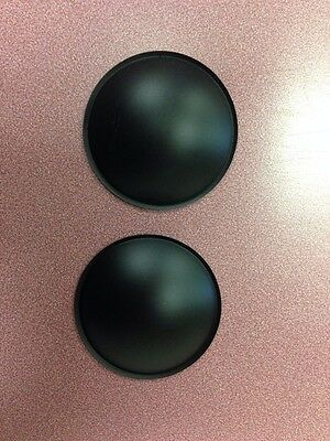 8 Inch Speaker Dust Covers  PR820DC Sold in 2-pack *SHIPS FROM THE USA*