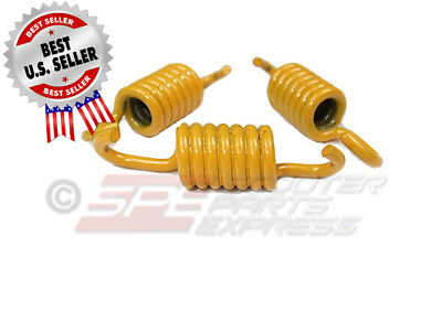 Clutch Springs 1.5K 1500 RPM Performance GY6 50 139QMB Scooter Moped ~ US Seller