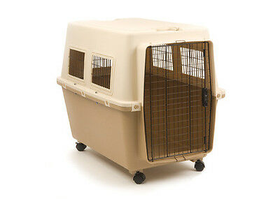Precision Crate Wheel Pack Cargo Kennel Wheel Pack