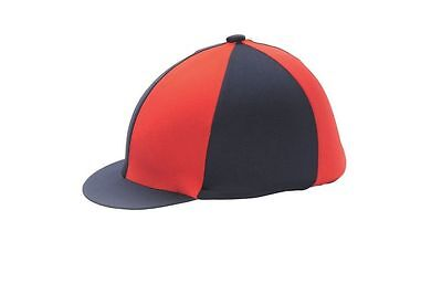 Hy Two Tone Lycra Silks - Horse Riding Hats/Accessories