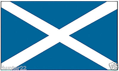 Huge 3' x 5' High Quality Scotland Flag - Free Shipping
