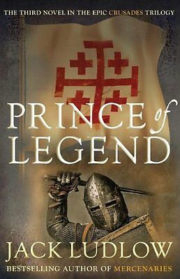 Jack Ludlow ___ Prince Of Legend _____ Brand New ___ Uk Freepost