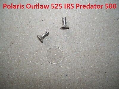Complete Ball Joint Lower and Upper Kit for Polaris Outlaw 525 IRS 2007-2011