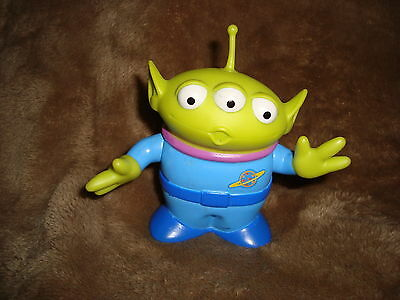 "Disney Pixar Toy Story Alien PVC Figure 3.5"" tall"