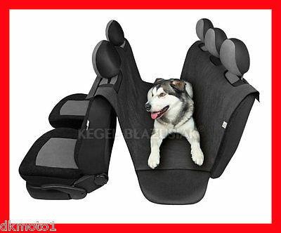 Pet Cat Dog Car Seat Cover Protection Rear Hammock Car Seat Cover