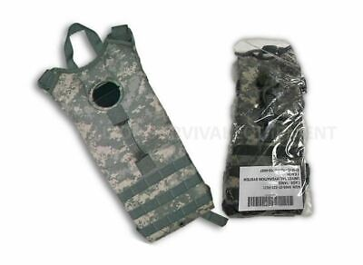 Military Molle 3L Hydration System Carrier Backpack with Bladder -  ACU  -  NEW