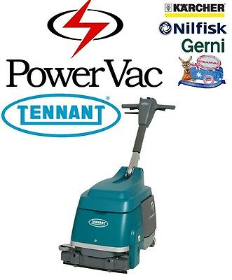 Tennant T1 Commercial Floor Scrubber Cleaner  Washer - Karcher Nilfisk Hako
