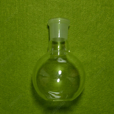 150ML Boiling plat bottom Flask,heavy wall,with 24/29 joint,lab glassware flask