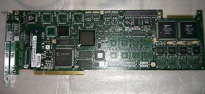 NMS Natural Microsystems PCI Card AG4000 5820 REV 05