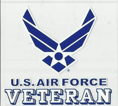 U.S. Air Force Decal - Outside Application