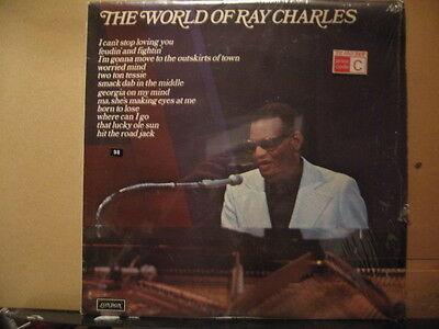 Ray Charles-The World Of... free UK post
