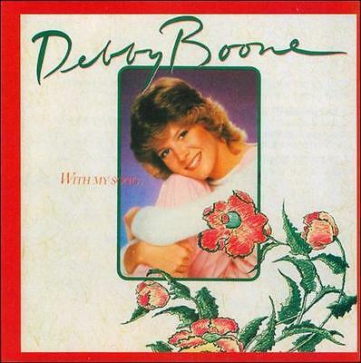 With My Song by Debby Boone (CD, Apr-2008, Curb)