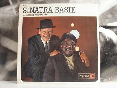Sinatra - Basie - An Historic Musical First Lp Ex-/ex+ Reprise 1963 Italy