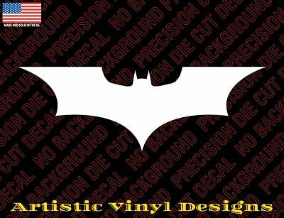 Batman Dark Knight vinyl decal sticker wall car laptop many colors/sizes