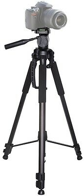 """70"""" Elite Tripod For Sony HDR-XR520 HDR-PJ650 HDR-XR500 HDR-CX580 HDR-CX210"""