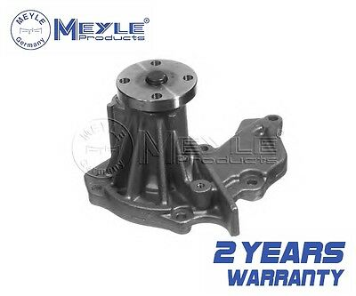 For Ford Fusion Mondeo Puma Meyle Engine Cooling Coolant Water Pump 1020538