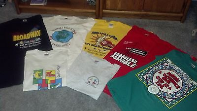 Collectible Vintage Enron Shirts (Price is per each shirt)