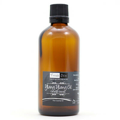 50ml Ylang Ylang Essential Oil - 100% Pure, Certified & Natural - Aromatherapy