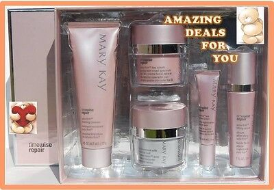 Mary Kay Timewise Volu-Firm Anti-Aging Repair Set - New Full Size FRESH!!!