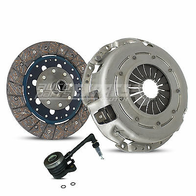 Hd Clutch Kit And Slave For 07-09 Nissan Sentra S Sl 2.0L Versa 07-11 1.8L Dohc