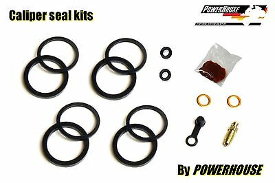 Yamaha TDR 250 3CK front brake caliper seal kit 1988 1989 1990 1991 1992