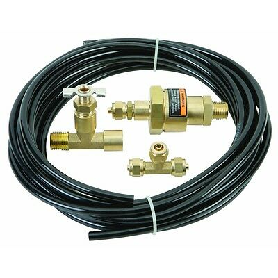 Automatic Compressor Drain Kit remove rust & extend the life of your compressor!