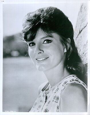 Vintage 1968 Actress Katharine Ross Poses For Film HELLFIGHTERS Publicity Photo