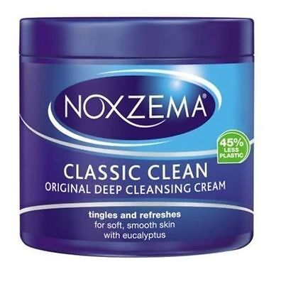 Noxzema the Original Deep Cleansing Cream 340g For Unisex