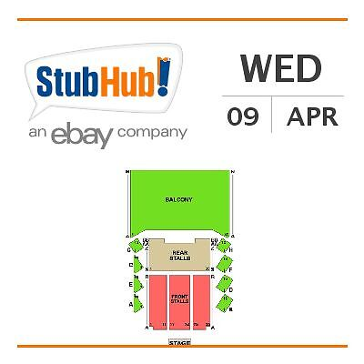 Jethro Tickets - Westcliff-On-Sea