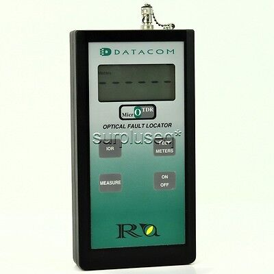 DATACom/Textron MicrOTDR Optical Fault Locator
