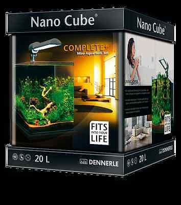 Dennerle NanoCube Complete PLUS Mini Aquarium 20 Liter
