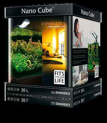 Dennerle NanoCube Complete PLUS Mini Aquarium 30 Liter