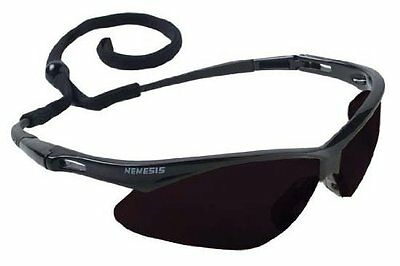 Nemesis Safety Glasses - Smoke Mirror