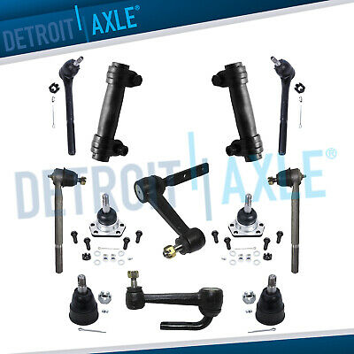 Brand New 12pc Complete Front Suspension Kit for 1990 - 2005 Astro & Safari 2WD