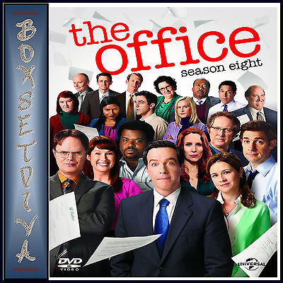 The Office - Complete Season 5  ***brand New Dvd ****