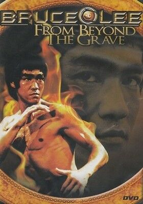 FROM BEYOND THE GRAVE~ BRUCE LEE ( RARE R RATED THEATRICAL EDITION )) ~ NEW DVD