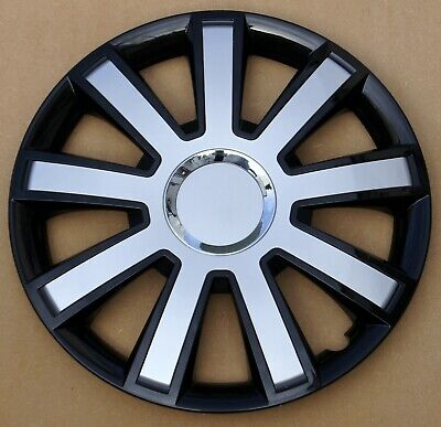 """Set of  4x 15"""" wheel trims to fit  Vw Transp.T4,Golf,Polo,Touran,Caddy"""