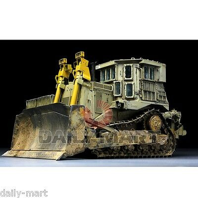 Meng Model 1/35 SS-002 Caterpillar Armored Bulldozer D9R SS002