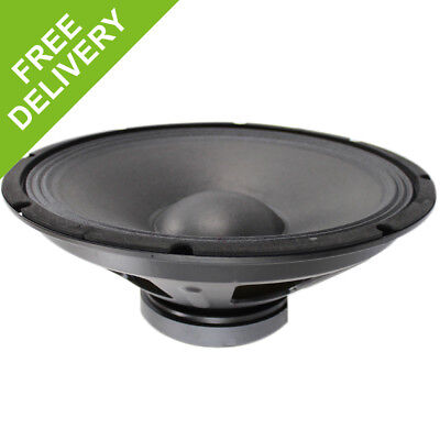 "Skytec SP1500 15"" Professional Replacement Spare DJ PA Voice Speaker Driver 300W"