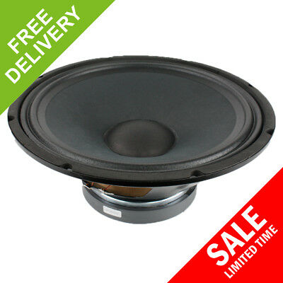 "Skytronic 12"" Replacement Spare DJ PA Speaker Driver CONE CHASSIS 250W"