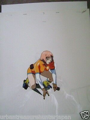 Mezzo Forte Anime Production Cel