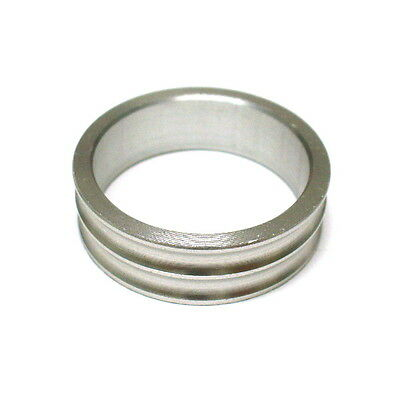 "Silver 5.0g H24 10mm gobike88 XON XHS-04 Alloy Spacer for 1-1//8/"" Headset"